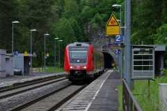 RE im GWB in Velden