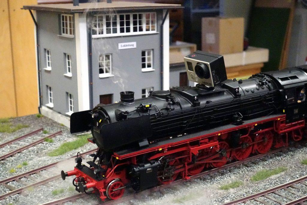 Die Pegnitzer Eisenbahnfreunde in der Frankenschau am 29.10.2017 ab 17:45 Uhr