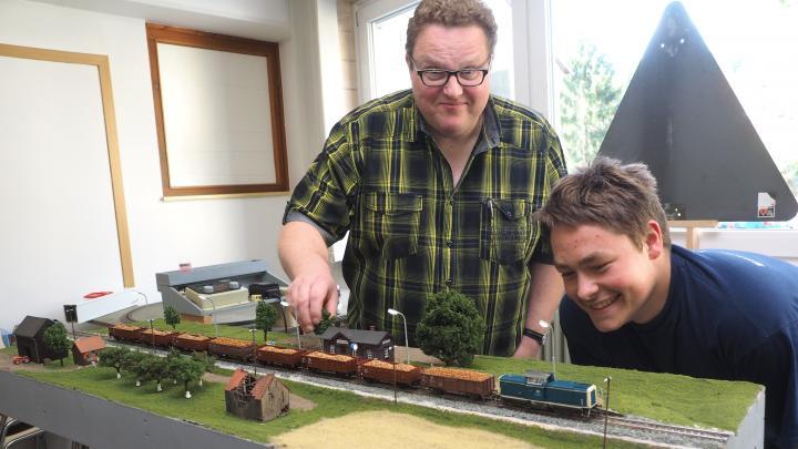 Eisenbahnfreunde planen Ausstellung | Nordbayerischer Kurier
