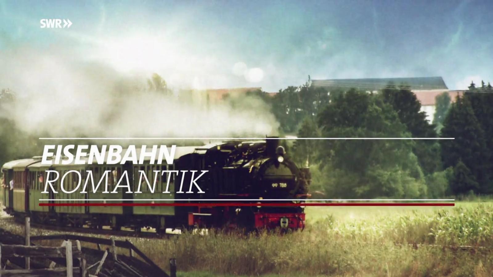 Eisenbahnromantik - Sendung vom 09.12.2017, 15:45 - Uhr - Die Fichtelgebirgsbahnen - Eine Spurensuche