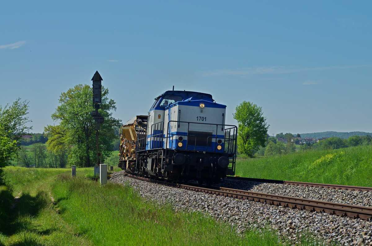 Züge am langen Wochenende